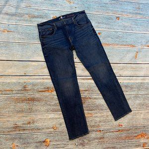 7FAM Men's The Straight Leg Jeans 36